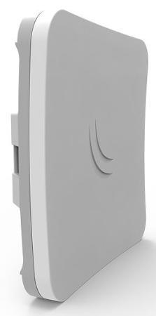Точка доступа MikroTik RouterBOARD SXTsq 5 High Power 802.11an 5 ГГц 1xLAN серый RBSXTSQ5HPND точка доступа mikrotik rbsxtsq5hpnd sxtsq 5 with 16dbi 5ghz antenna high power dual chain 802 11an wireless 600mhz cpu 64mb ram 1 x lan poe psu