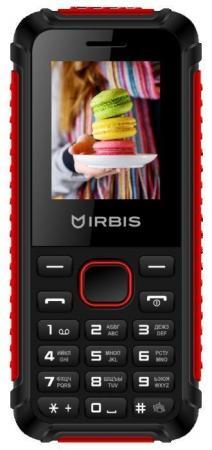 Телефон Irbis SF17 черный красный 1.77 32 Мб телефон
