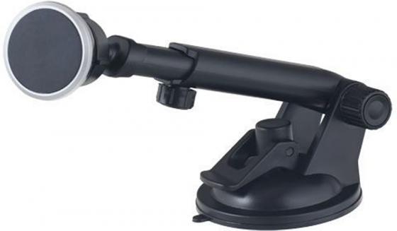 Автомобильный держатель Perfeo PH-526 до 6.5 на стекло торпедо магнитный черный