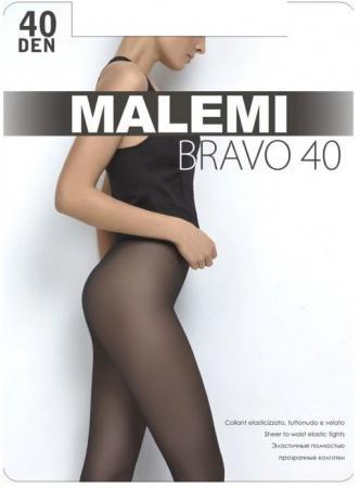 Колготки Malemi Bravo 5 40 den черный колготки argentovivo activity 5 40 den черный