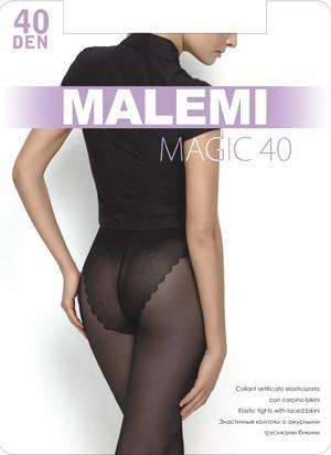Колготки Malemi Magic 2 40 den светло-коричневый