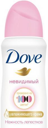 Антиперспирант Dove Невидимый. Нежность лепестков 150 мл 67380635 косметика для мамы dove антиперспирант для женщин невидимый стик 40 мл