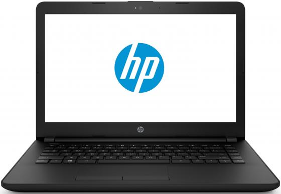 Ноутбук HP 14-bs028ur 14 1920x1080 Intel Core i5-7200U 1 Tb 6Gb AMD Radeon 520 2048 Мб черный DOS 2CN71EA ноутбук hp 14 bs024ur 2cn67ea core i5 7200u 6gb 1tb amd 520 4gb 14 0 dvd win10 black