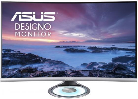 Монитор 32 ASUS MX32VQ cерый S-IPS 2560x1440 300 cd/m^2 4 ms DisplayPort HDMI Аудио 90LM03R0-B01170 монитор asus 32 pa328q pa328q