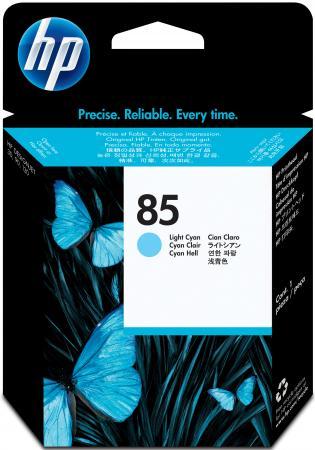 Картридж HP C9423A для DeskJet 130 светло-голубой