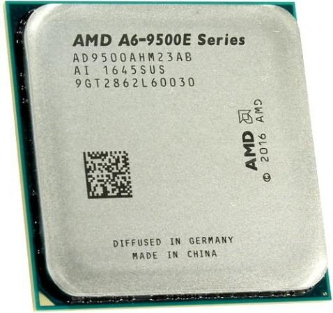 Процессор AMD A6 9500E AD9500AHM23AB Socket AM4 OEM процессор amd a10 9700 ad9700agm44ab socket am4 oem