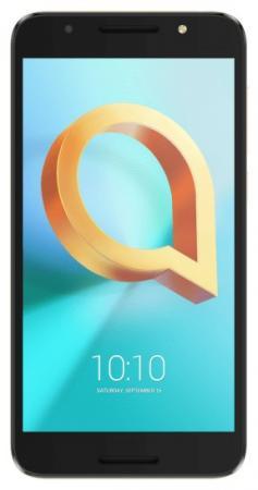 Смартфон Alcatel A3 PLUS 3G 5011A черный 5.5 16 Гб Wi-Fi GPS 3G (5011A-2AALRU1) смартфон alcatel u5 3g 4047d черный синий 5 8 гб wi fi gps 3g 4047d 2calru1
