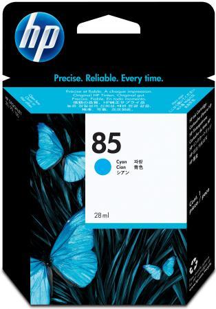 Картридж HP C9425A №85 DeskJet 30/130 голубой чернильный картридж hp 130 c8767he black