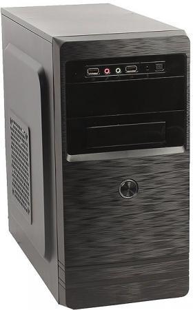 Корпус microATX 3Cott M1509 400 Вт чёрный корпус microatx inwin em 001bs 500 вт чёрный
