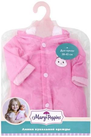 Одежда для кукол Mary Poppins Теплый комбинезон 452072 mcmurran mary forensic case formulation