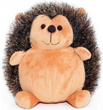 Мягкая игрушка ежик Фэнси Ёжик Тоби коричневый искусственный мех EZHT0 цена