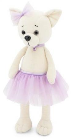Мягкая игрушка Чихуа Lili Фиалка 25 мягкая игрушка чихуа kiki зимняя сказка 25