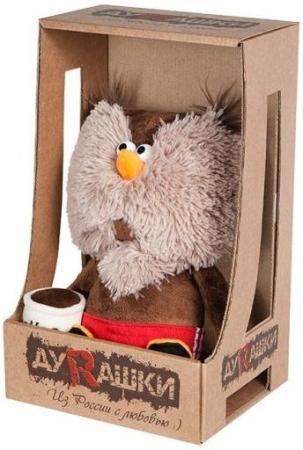 Мягкая Игрушка Сова & Coffee в Коробке 25 см фонарь maglite 2d синий 25 см в картонной коробке 947191