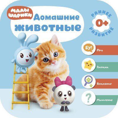 Книга -Синтез Малышарики МС11226