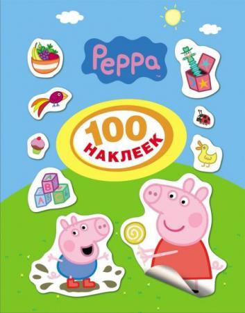 Книга Росмэн Peppa Pig 24099 пазл росмэн росмэн коврик пазл peppa pig учим азбуку с пеппой 36 деталей