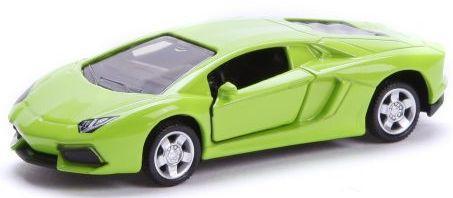 Машина ин. мет. 1:55 Классик, открываются двери, в ассорт. машина мет пламенный мотор 1 43 bmw x6 откр двери цвета в ассорт