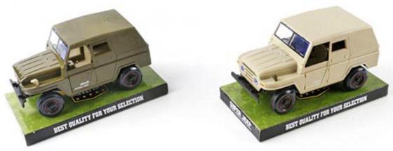 Джип Наша Игрушка Военный джип цвет в ассортименте в ассортименте 468-M2