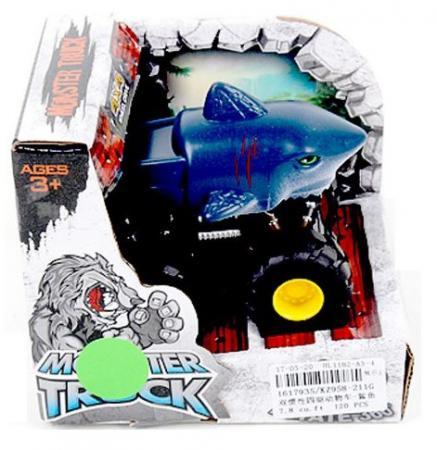 Автомобиль Наша Игрушка Акула разноцветный