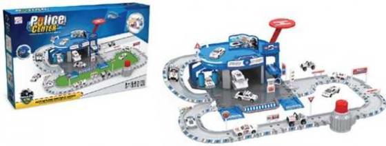 купить Игровой набор Наша Игрушка Полиция синий TH8561 по цене 1190 рублей