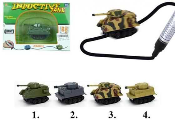 """Набор Наша Игрушка """"Супер танк"""" цвет в ассортименте 634468 нтм игрушка пластм танк в ассорт"""