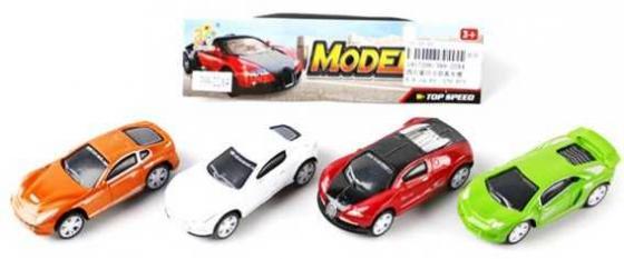 Автомобиль Наша Игрушка Набор машин цвет в ассортименте 399-22A4 игрушка