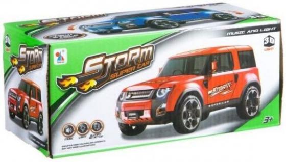 Машина Zhorya Storm красный Б81687 storm 47227 b