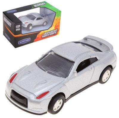 Автомобиль Autotime Japan Sportcar 34058 1:48 белый autotime collection 11446 уаз 31514 вдв