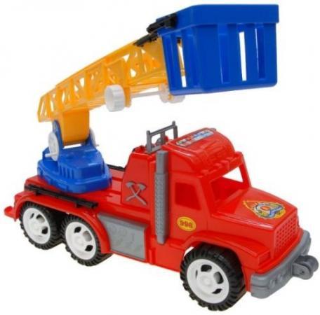 Пожарная машина Каролина Пожарная разноцветный 40-0051 yuwell 580 интеллектуальные модели машина только дефолт