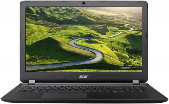 "Ноутбук Acer Aspire ES1-572-3032 15.6"" 1366x768 Intel Core i3-6006U 500 Gb 8Gb Intel HD Graphics 520 черный Linux NX.GD0ER.047 ноутбук acer aspire es1 572 31vt 15 6"