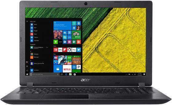 "Ноутбук Acer Aspire A315-21G-61UW 15.6"" 1920x1080 AMD A6-9220 1 Tb 4Gb AMD Radeon 520 2048 Мб черный Windows 10 Home NX.GQ4ER.011 компьютер acer veriton vx4110g amd a6 pro 7400b 4gb 1tb radeon r5 windows 10 professional черный dt vmaer 037"