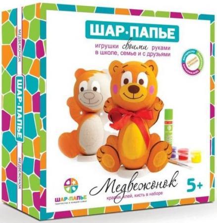 Набор для творчества Медвежонок набор д детского творчества шар набор шар папье медвежонок