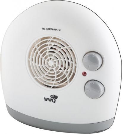 Тепловентилятор WWQ TB-03S 2000 Вт белый тепловентилятор wwq tb 06s
