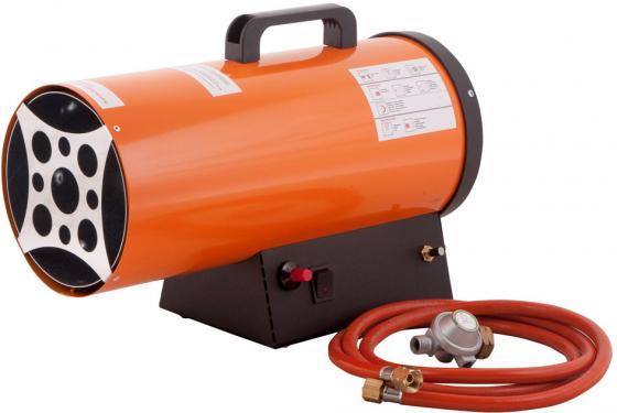 Тепловая пушка газовая WWQ GH-10 10000 Вт чёрный оранжевый цена