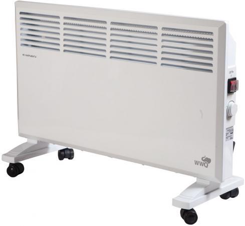 Конвектор WWQ KM-20 2000 Вт белый радиатор wwq rm04 2009f
