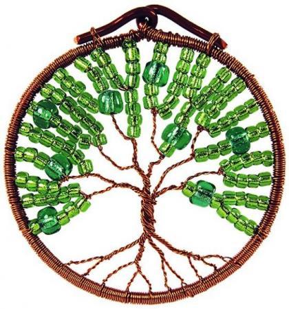 Набор для творчества Клевер Плетение кулона из бисера Талисман друидов. Лето АА 07-203 набор для творчества брошь семицветик аа 05 554