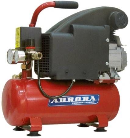 Компрессор Aurora BREEZE-8 1,1кВт компрессор aurora breeze 8 1100вт 220в 155л мин 8бар 8л