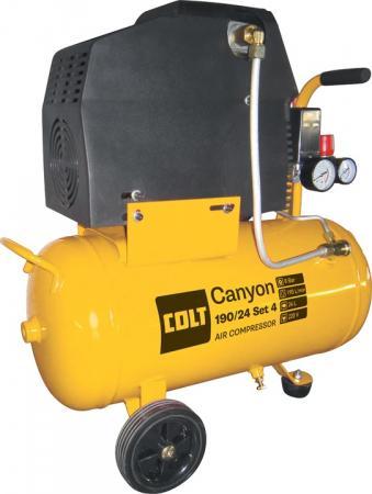 Компрессор COLT 190/24 Set 4 1,5кВт компрессор colt canyon 180 6 set3