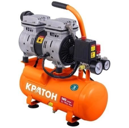 Компрессор КРАТОН AC-140-8-OFS 0,75кВт поршневой компрессор кратон ac 440 200