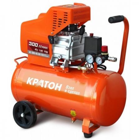 Компрессор Кратон AC-300-40-DD 2,0кВт компрессор кратон ac 300 40 dd