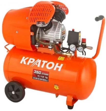 Компрессор Кратон AC-350-50-DDV 2.2кВт поршневой компрессор кратон ac 350 40