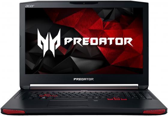 Ноутбук Acer Predator G5-793-5268 17.3 1920x1080 Intel Core i5-7300HQ 1 Tb 256 Gb 16Gb nVidia GeForce GTX 1060 6144 Мб черный Windows 10 Home NH.Q1XER.009 ноутбук acer predator g9 793 73ds 17 3 intel core i7 6700hq 2 6ггц 32гб 1000гб 256гб ssd nvidia geforce gtx 1060 6144 мб dvd rw linux nh q1aer 009 черный