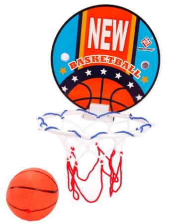 Набор для игры в баскетбол Наша Игрушка Чемпион 3 предмета наша игрушка набор веселый доктор в сумочке 10 аксс 534 3