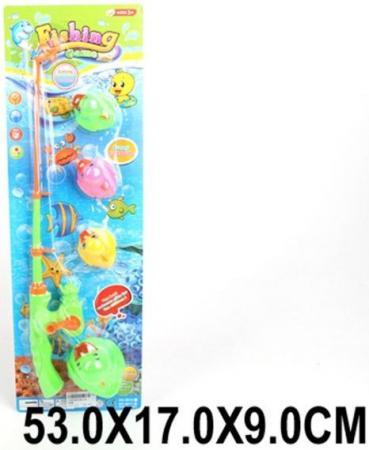 Магнитная игра рыбалка Наша Игрушка Уточки 8811B цена