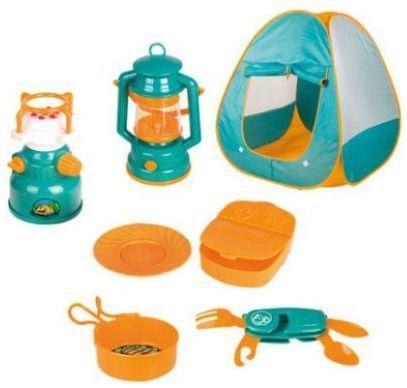 Игровой набор Наша Игрушка Турист 6 предметов 100909918 игрушка