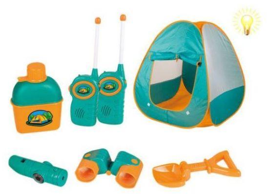 Игровой набор Наша Игрушка Турист 100909921 игровой набор наша игрушка турист 4 предмета 100909847