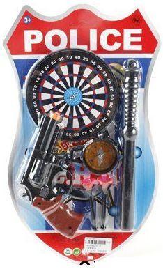 Набор оружия Наша Игрушка Полицейский 42758 игрушка