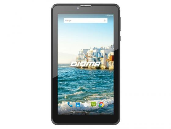 Планшет Digma Plane 7548S 4G 7 16Gb Black Wi-Fi 3G Bluetooth LTE Android PS7160PL планшет digma 7548s