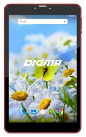 Планшет Digma Plane 7539E 4G 7 16Gb Black Violet Wi-Fi Bluetooth 3G LTE Android PS7155ML