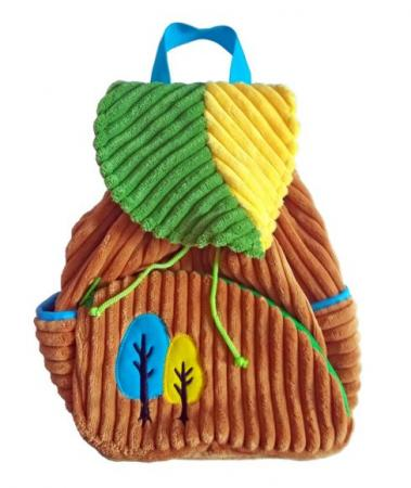 Фото - Рюкзачок Лес беж./зел. 20*28 см, пакет cветильник галогенный de fran встраиваемый 1х50вт mr16 ip20 зел античное золото