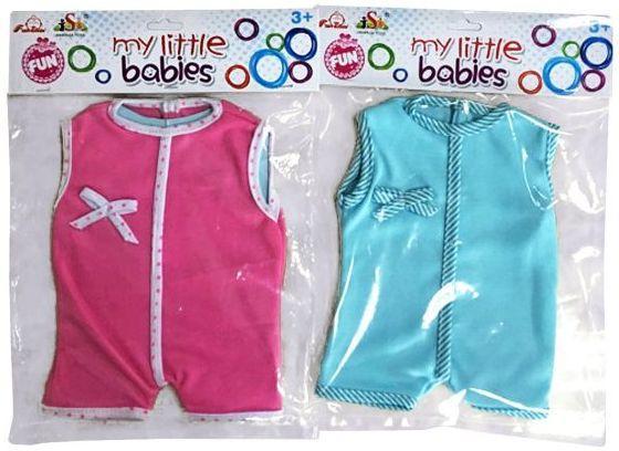 Одежда для кукол Наша Игрушка Боди Бантик для куклы 39-45 см 1601